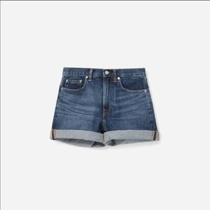 Everlane relaxed fit jean Shorts